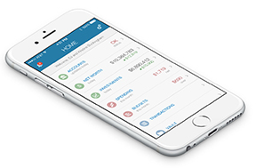 Heritage CFO iPhone