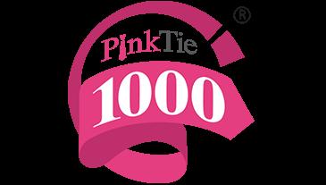pink tie 1000 logo