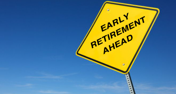 A 5 Step Plan to Retire Early