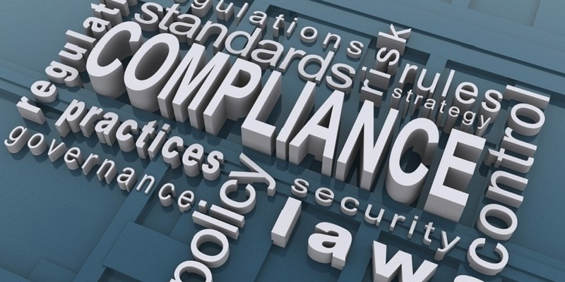 a word list showing compliance governance policy and practices listed amongst other fiduciary benefits.