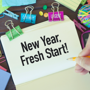 New Year Fresh Start!