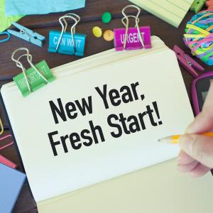 New Year Fresh Start!