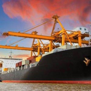 trade cargo carrier ship